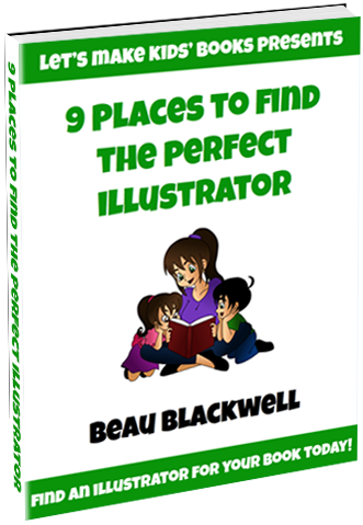 Find the Perfect Children's Book Illustrator