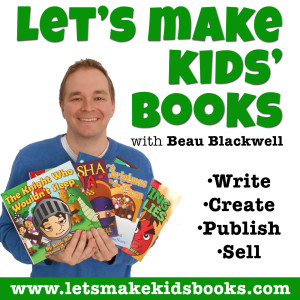 Let's Make Kids' Books Children's Publishing Podcast