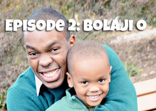 Episode 2: Bolaji O of Brave Little Heroes